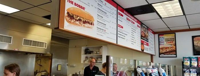 Capriotti's Sandwich Shop is one of Posti che sono piaciuti a Latonia.