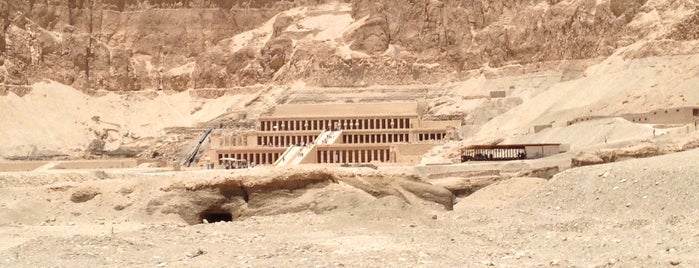 Mortuary Temple of Hatshepsut is one of Top photography spots.