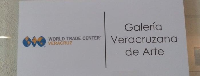 Galeria De Arte Wtc Veracruz is one of Veracruz - rinconcito ✨⭐️.