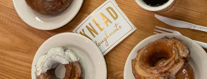 Knead Doughnuts is one of Providence.