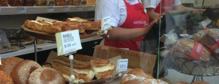 Andersen Bread is one of San Francisco 2.