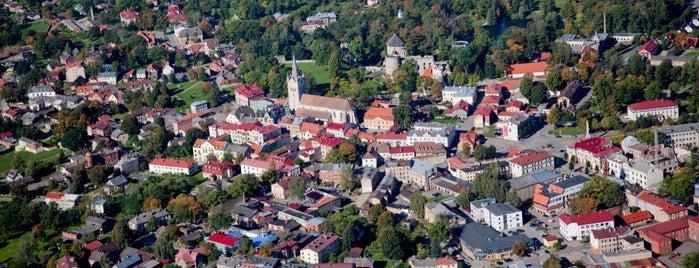 Cēsu Vecpilsēta | Old Cesis Town is one of Эстония.