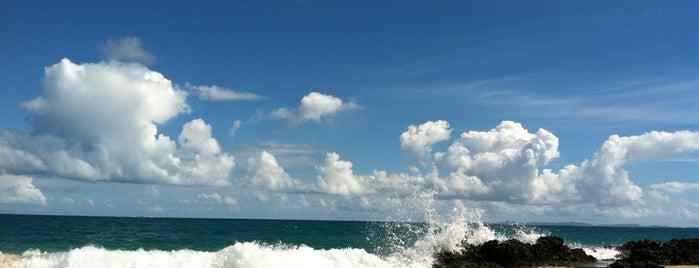 Whisper Beach is one of Tempat yang Disukai h.