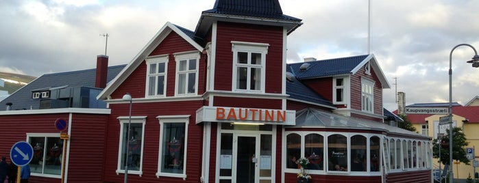 Bautinn is one of Guide to Akureyri's best spots.