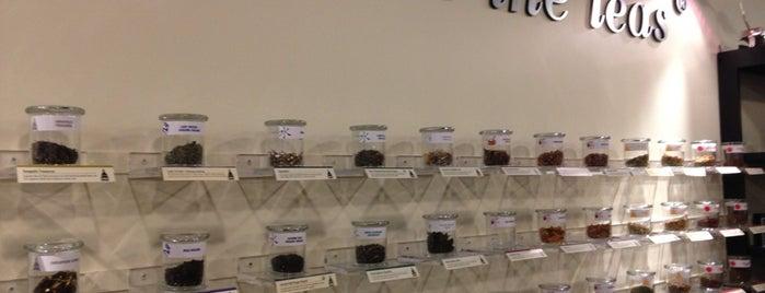 Capital Teas is one of Kim'in Beğendiği Mekanlar.