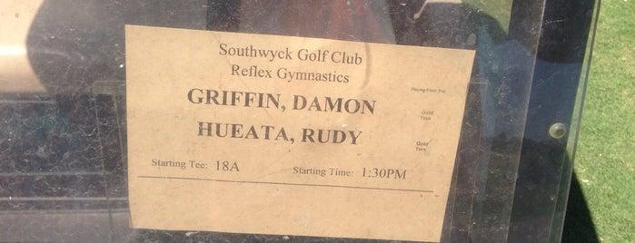Southwyck golf course is one of Orte, die Coach gefallen.
