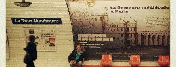 Métro La Tour-Maubourg [8] is one of Paris.