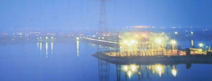 Саратовская ГЭС is one of Locais curtidos por Михаил.