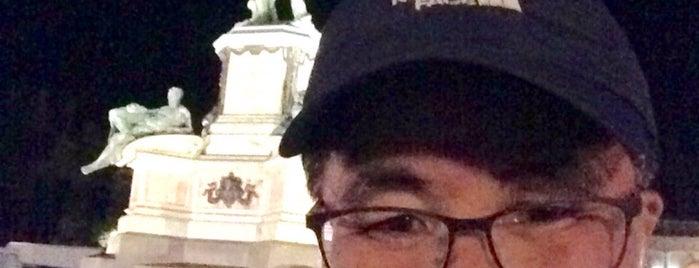 Piazzale Michelangelo is one of สถานที่ที่บันทึกไว้ของ Kyesu.