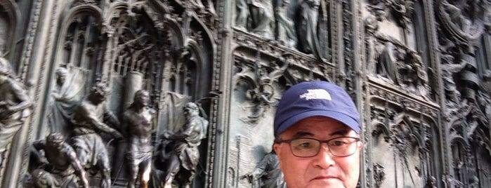 Piazza del Duomo is one of Kyesu 님이 좋아한 장소.