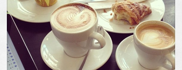 Department of Coffee and Social Affairs is one of London's great locations - Peter's Fav's.