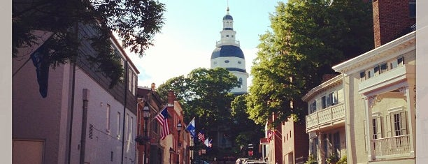 City of Annapolis is one of Posti che sono piaciuti a hly.