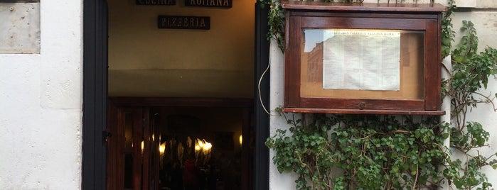 Vecchia Roma is one of Cafés EU.