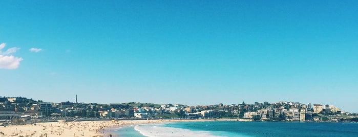 Bondi Beach is one of AUSTRALIA.