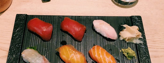 Sushinao is one of Top NYC 3.