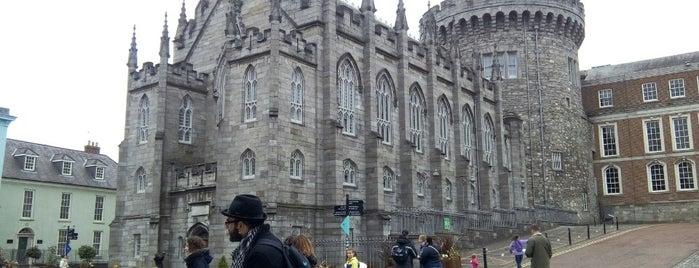 Sandeman's New Dublin Tours is one of Orte, die Merve gefallen.