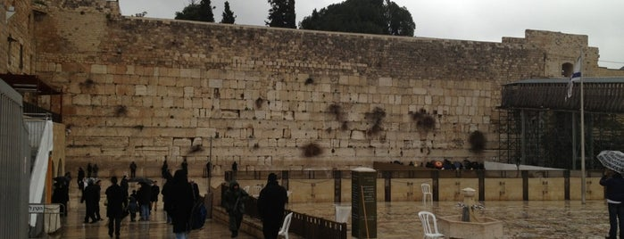 The Western Wall Tunnels is one of Posti che sono piaciuti a Babbo.