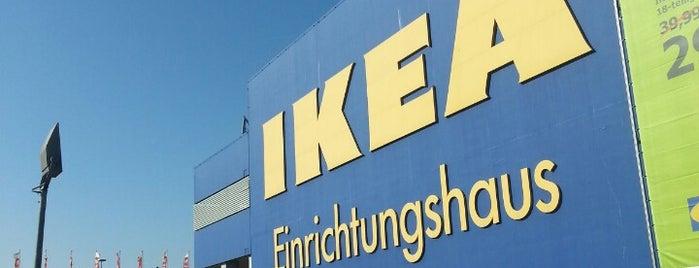 IKEA is one of Alvaro : понравившиеся места.