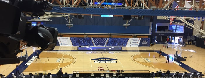 The Thunderdome is one of NCAA Division I Basketball Arenas/Venues.