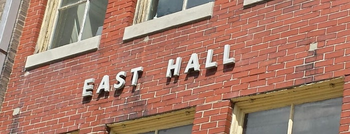 East Hall is one of Best of Kzoo.