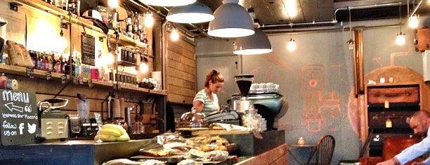 Espresso Bar Mozzino is one of Bestof.