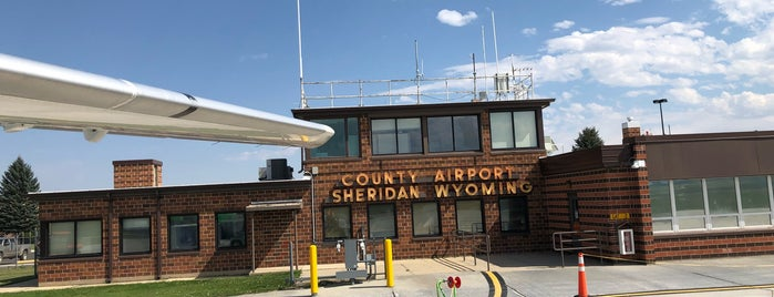 Sheridan County Airport (SHR) is one of Hopster's Airports 2.
