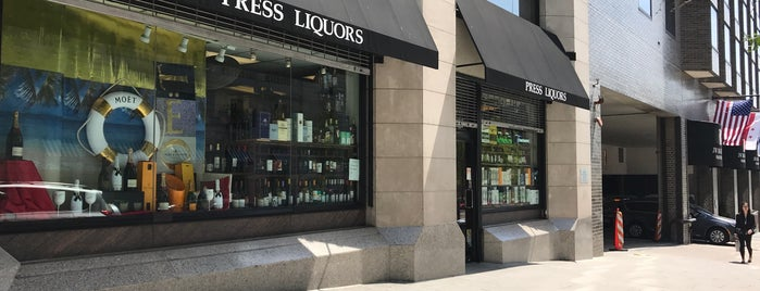 Press Liquors is one of DC.