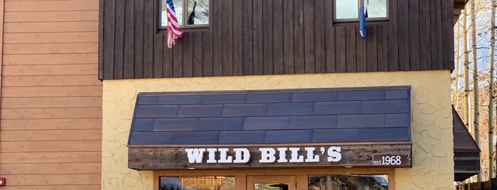 Wild Bill's Emporium is one of Locais curtidos por Erik.