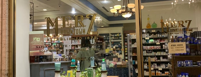 Merz Apothecary is one of Chicago.
