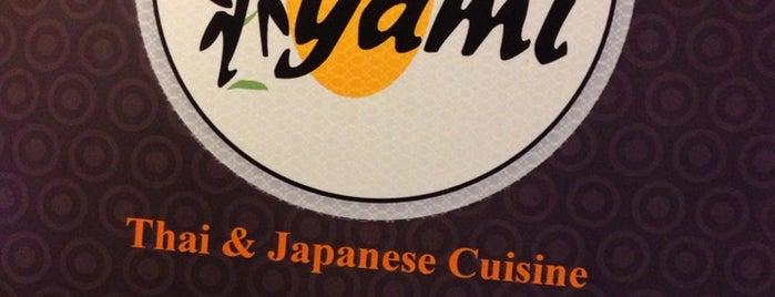 Yami Thai & Sushi is one of kasek'in Beğendiği Mekanlar.