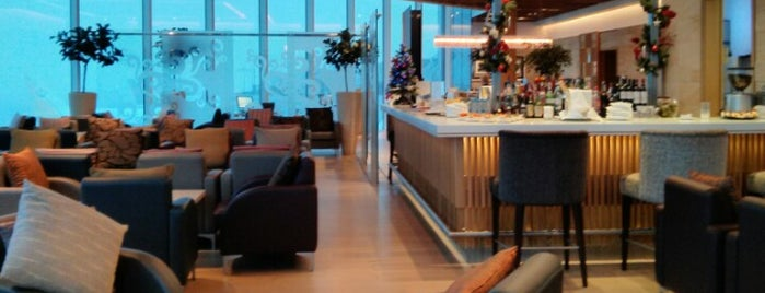 Malaysia Airlines Golden Lounge is one of Airports.
