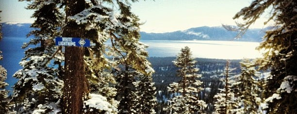 Homewood Ski Resort is one of California.