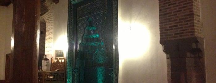 Sahib-i Ata Camii is one of Bir Gezginin Seyir Defteri.