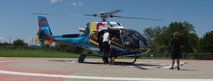 Niagara Helicopters is one of 7th 미국여행.