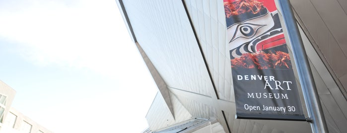 Denver Art Museum is one of 7th 미국여행.