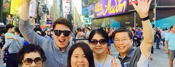 타임 스퀘어 is one of 7th 미국여행.