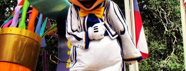 Walt Disney World - Closed attractions