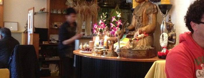 Baan Thai is one of fega vriendly.