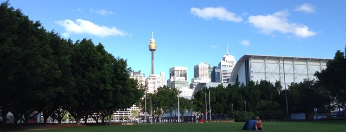 Pyrmont Bay Park is one of Australie.