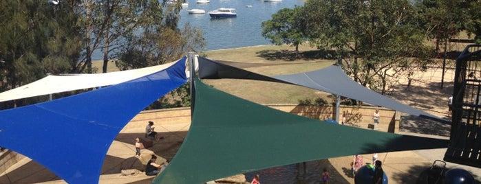Putney Park is one of Sydney.