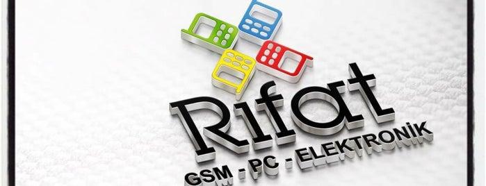 Rıfat GSM is one of Lieux sauvegardés par Gonca.