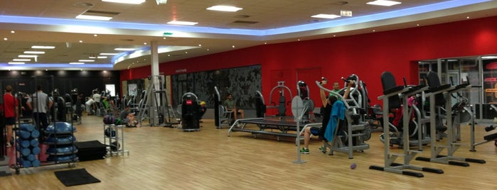 Virgin Active is one of Perfect 10 Sunninghill.