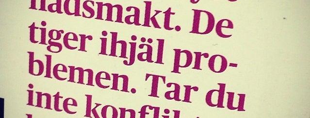 Pressbyrån Sthlm C Stora Hallen is one of Stockholm.