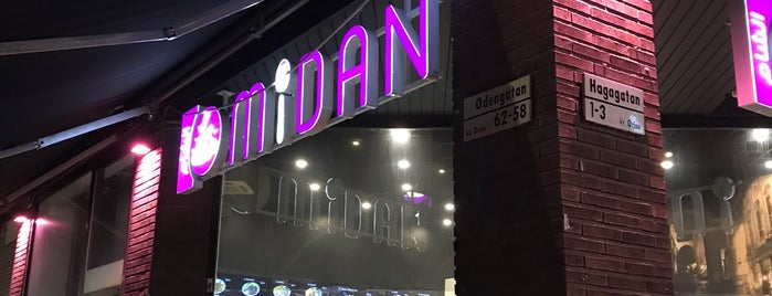 Midan is one of Sthlm yemek atistirmalik.