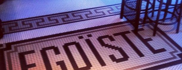 Café Egoïste is one of Stockholm City Guide.