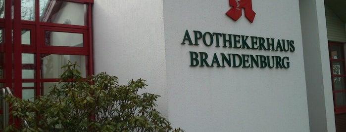 Apothekerverband Brandenburg e. V. is one of Joud's Liked Places.