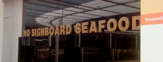 No Signboard Seafood is one of Guide to Singapore's best spots.