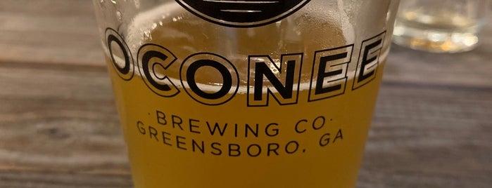 Oconee Brewing Company is one of Georgia Breweries.