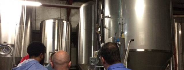 New South Brewing Company is one of Orte, die Jason gefallen.