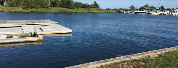 Jamesport Boat Launch is one of North Fork Fun and Games.